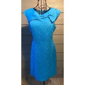 New Directions Embroidered Dress